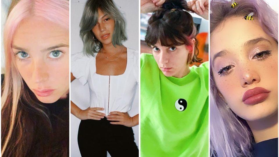 Crazy colors: famosas se suman a la tendencia de colores fantasía en el cabello