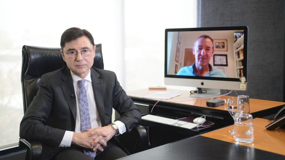 Jorge Fontevechia entrevista a Jim O'Neill