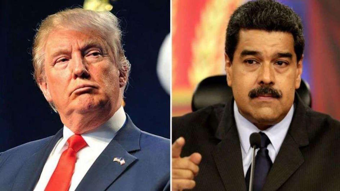Crecen las presiones de Washington contra el régimen chavista.