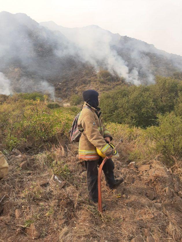 En el operativo trabajaron más de 400 personas de la provincia y Nación