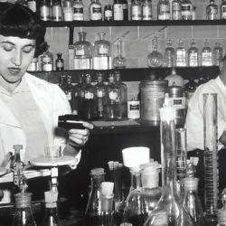La científica que descubrió un coronavirus.
