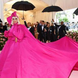 Lady Gaga y su paso triunfal por la edición del año pasado.