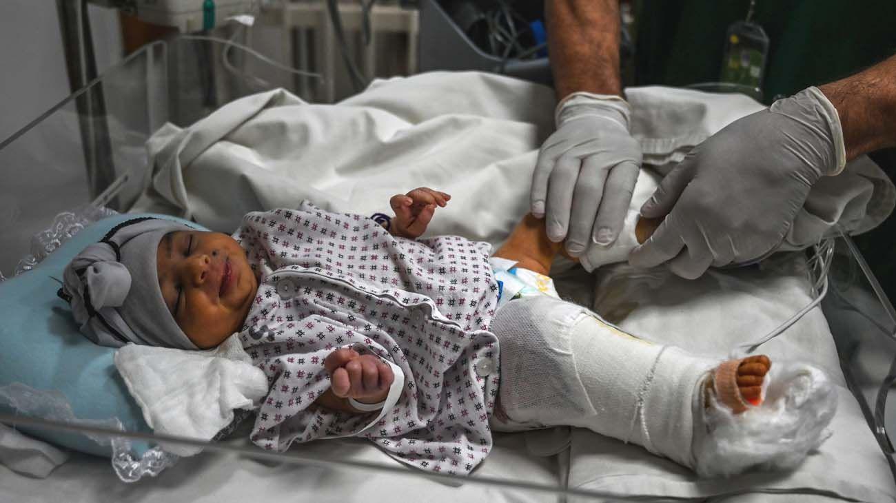 El ataque en una sala de maternidad de Afganistán