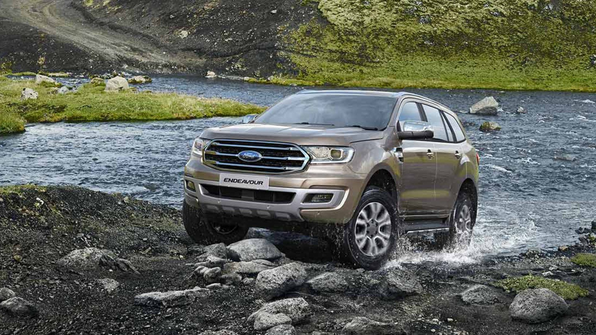 2021 Ford Everest Price, Design and Review
