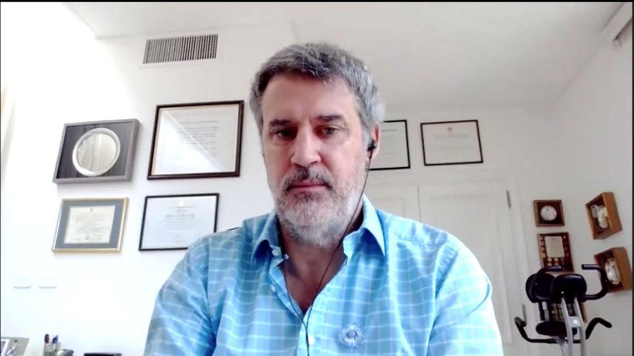 Prat Gay, ex ministro de Economía.