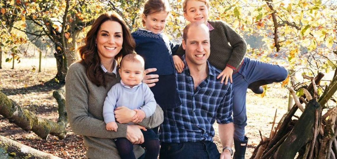Los trucos de la niñera de los hijos de Kate Middleton en cuarentena