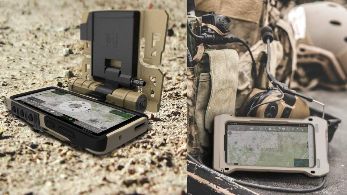 No para cualquiera: así es un celular exclusivo para militares