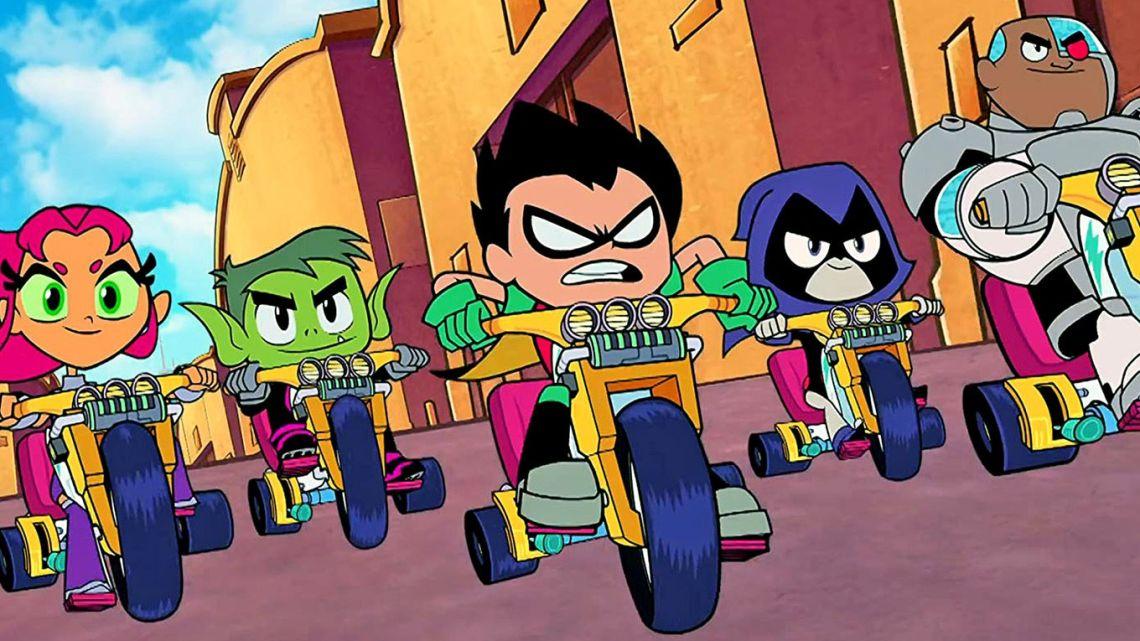 Teen Titans Go | Foto:Cedoc