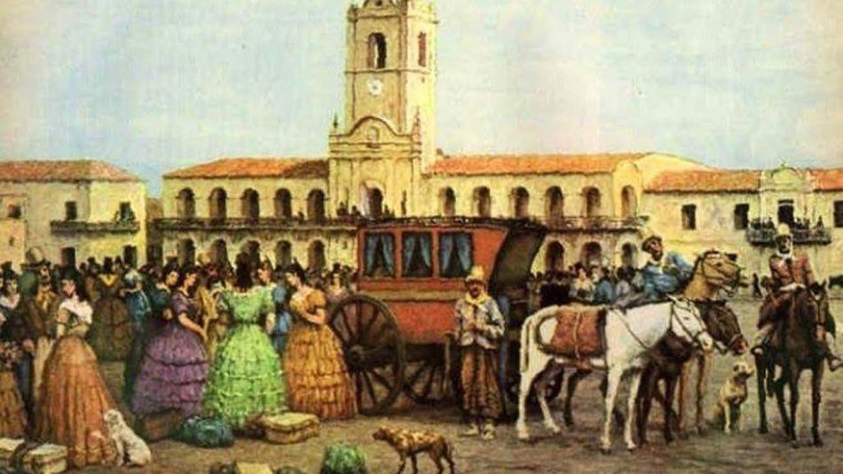 Buenos Aires en 1810