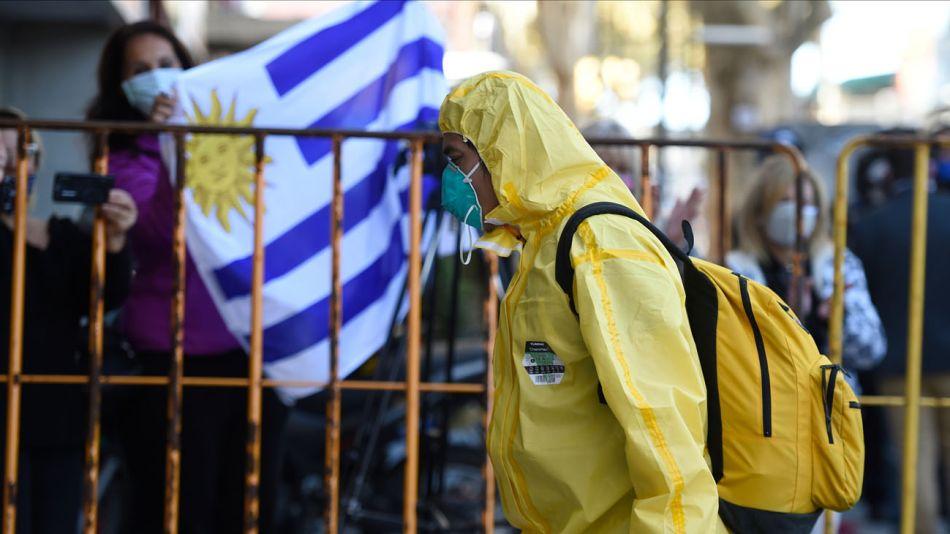 Uruguay pandemia 20200521