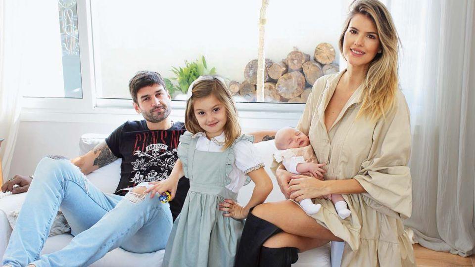Mery del Cerro y Meme Bouquet: padres full time