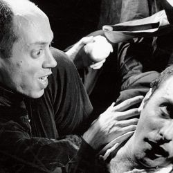 Audivert y Urdapilleta en Hamlet | Foto:GentilezaCTBA