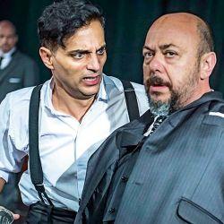 Joaquín Furriel en Hamlet | Foto:Gentileza CTBA