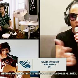 Quilmes Rock online | Foto:cedoc
