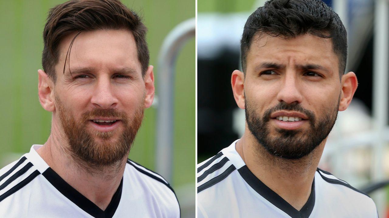 El divertido diálogo entre el Kun Agüero y Messi en la cuarentena