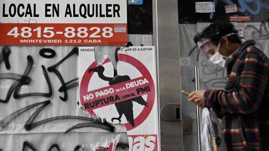 Fotogaleria Argentina Economia Crisis Coronavirus