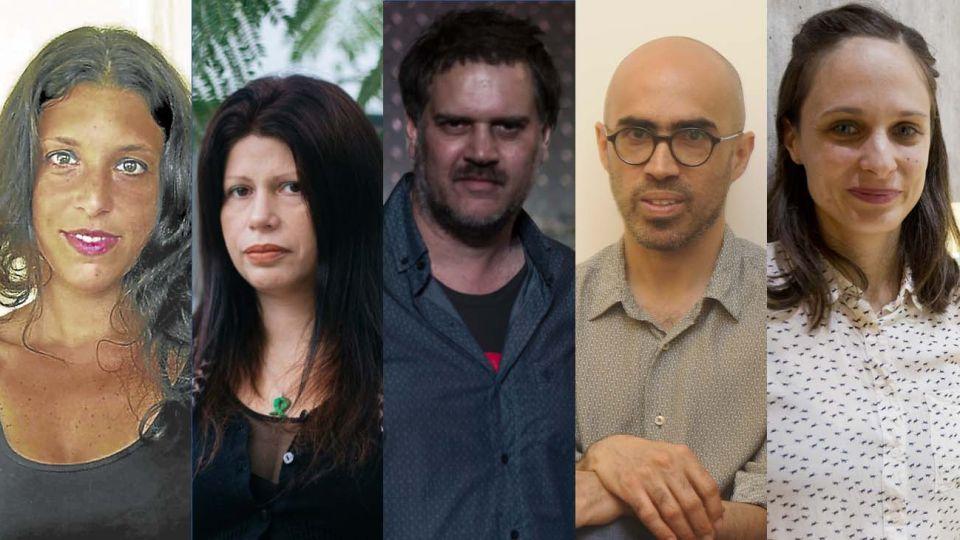 Escritoras y escritores convocados para esta segunda ronda.