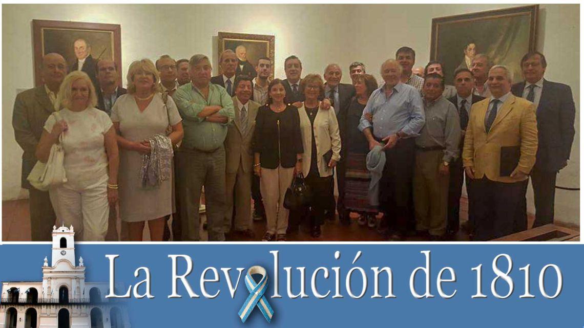 Revolucion 25 de Mayo | Foto:cedoc