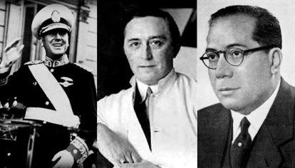 """Clave. Durante el primer gobierno de Perón llegaron criminales nazis al país, como el danés Carl Værnet, que arribó en 1947 y fue contratado como """"médico fisiológico""""."""