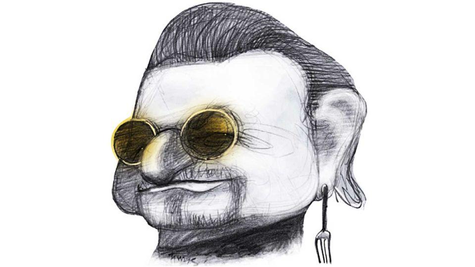 El tenedor de Bono.