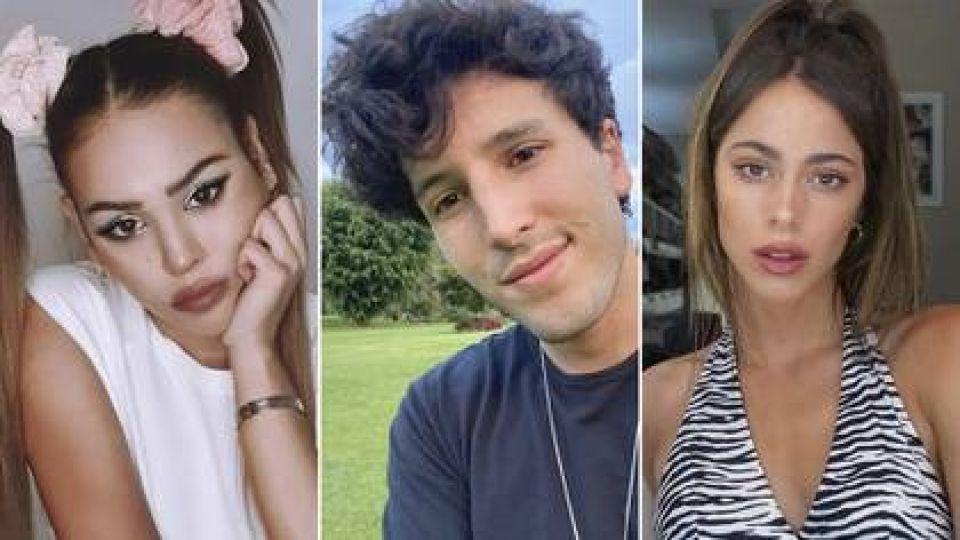 Sebastián Yatra habló de Tini Stoessel, tras la separación y de su vínculo con Danna Paola
