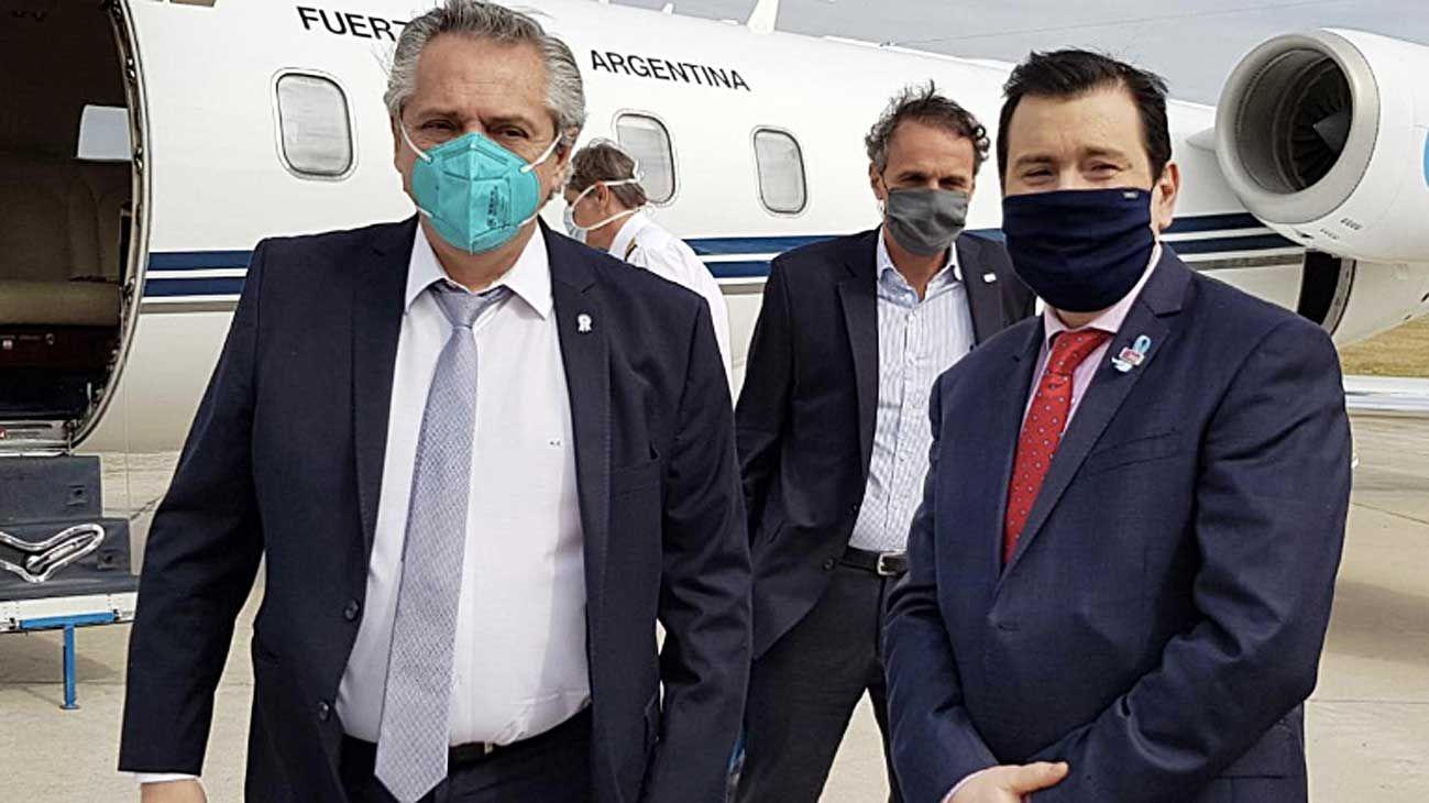 Recorridas. Esta semana el Presidente retomó las recorridas por el interior del país con visitas a Santiago del Estero y Tucumán. Prepara nuevos viajes.