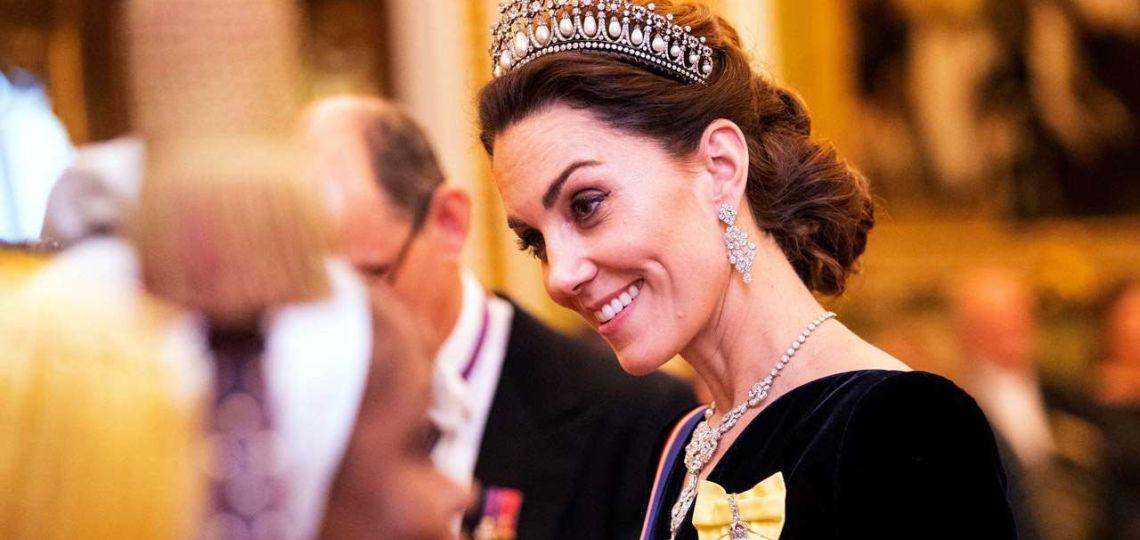 Los secretos de la tiara predilecta de Lady Di y Kate Middleton