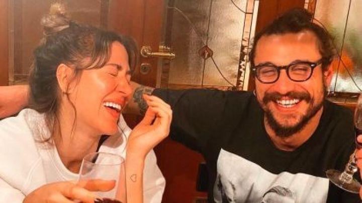 Jimena Barón pasó su cumpleaños con Daniel Osvaldo