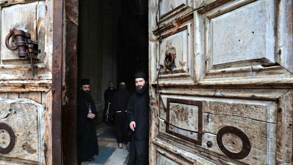 Reabren este domingo 24 de mayo, en medio de severas restricciones, la Basílica del Santo Sepulcro, en Jerusalen.
