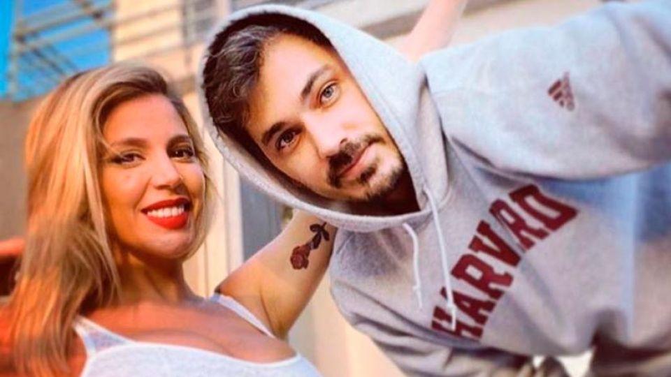 Virginia Gallardo y Martín Rojas