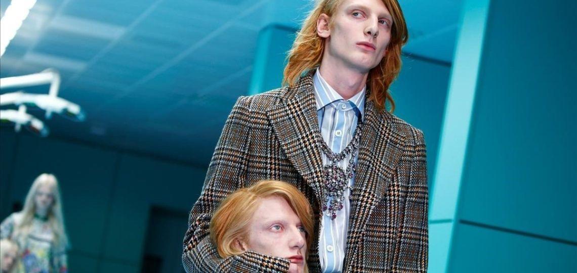 Crisis en la moda: Gucci rompe con el calendario tradicional de desfiles