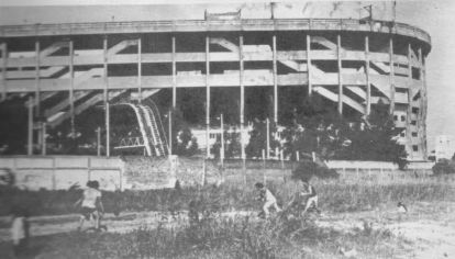 La mítica Bombonera fue inaugurada el 25 de mayo de 1940.