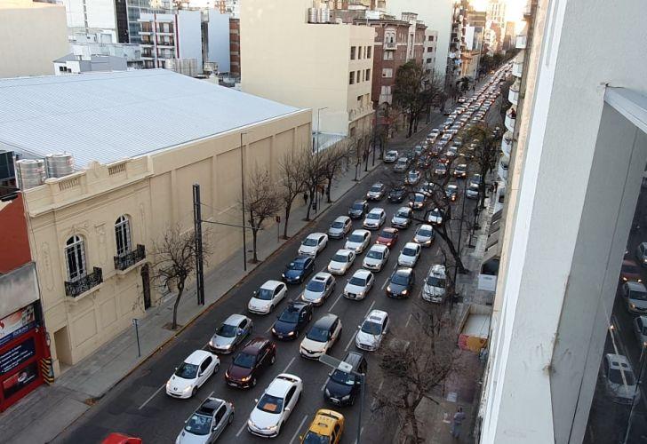 Multitudinaria marcha de médicos en Córdoba | Perfil