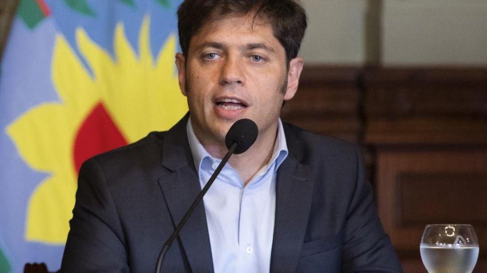 Kicillof extendió el plazo de negociación por la deuda