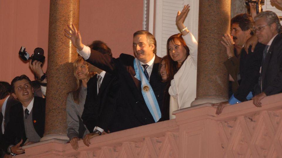 Asunción Nestor Kirchner