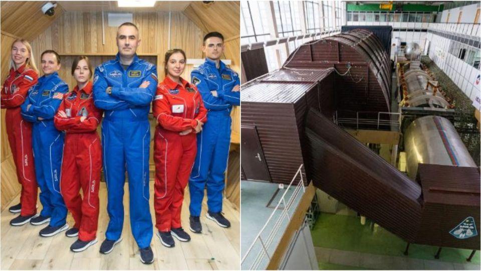 La NASA busca voluntarios para aislarlos ocho meses en un simulador de nave espacial.