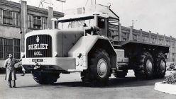 Berliet T100, el camión gigante que se diseñó para cruzar el Sahara
