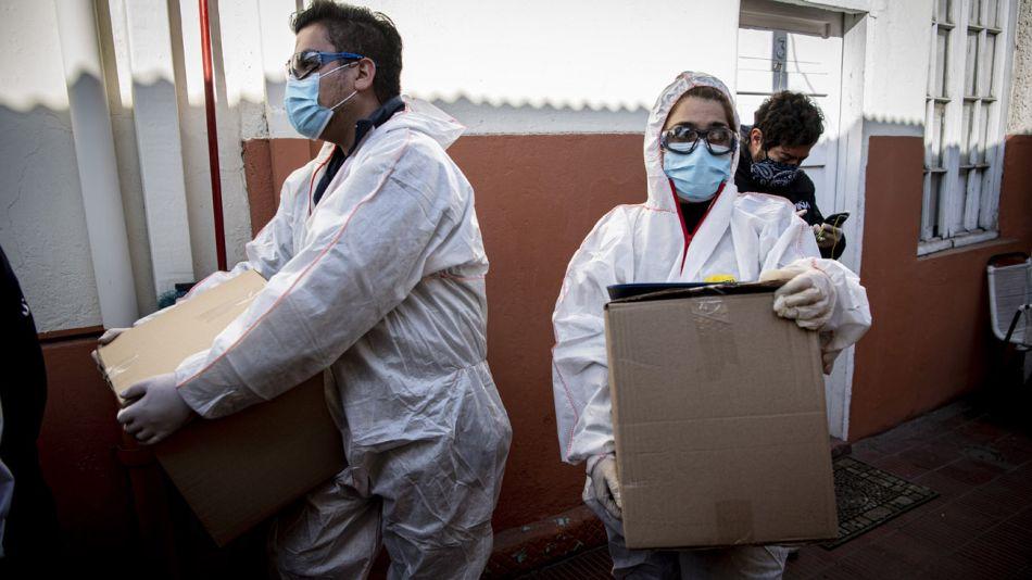 Chile coronavirus 20200526