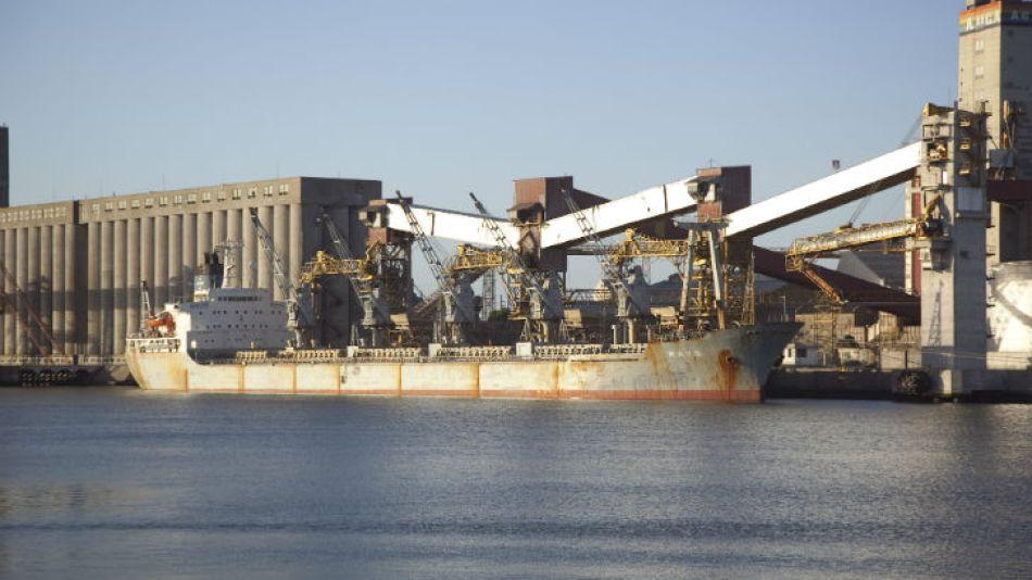 Exportaciones en buques