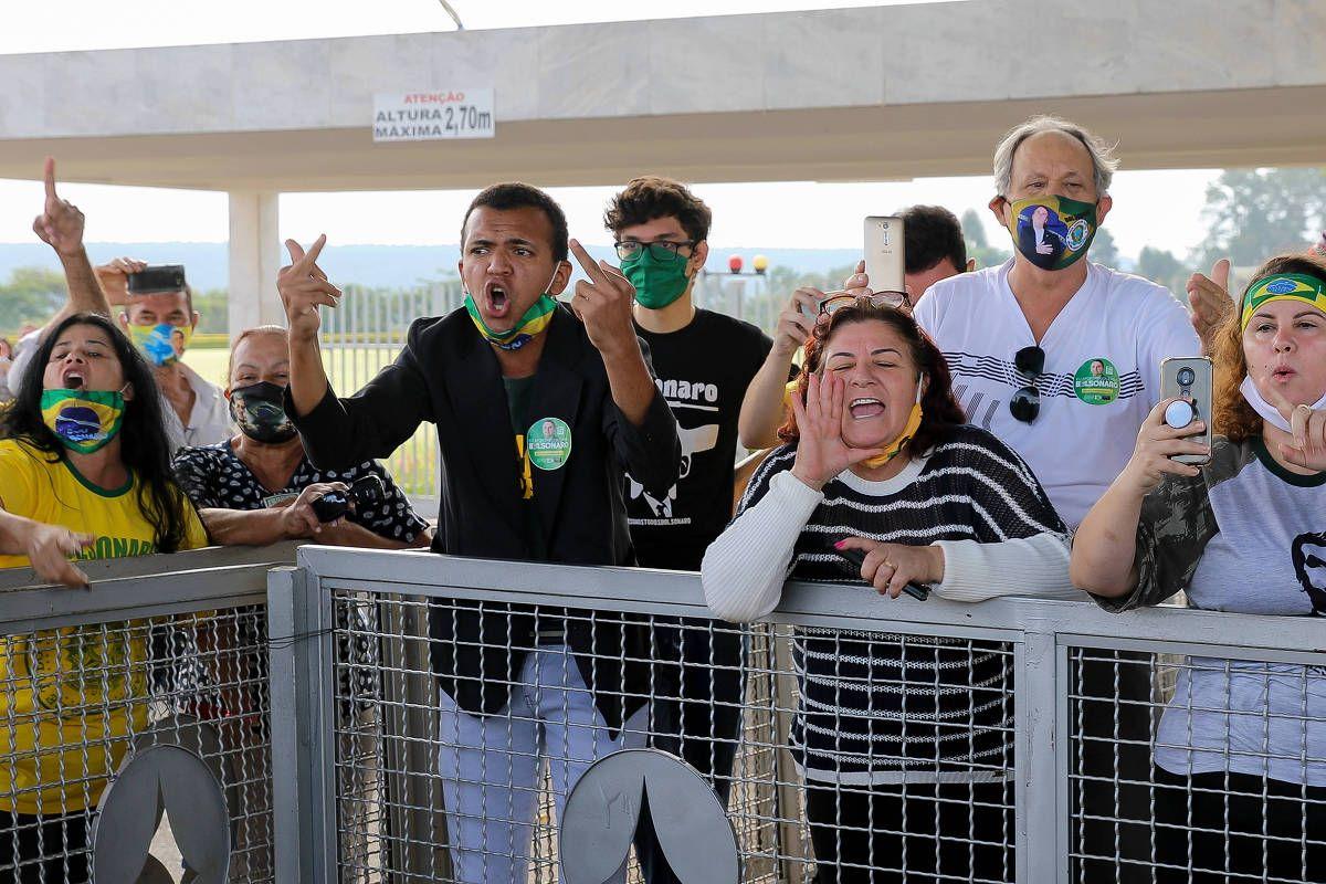 Brasil: la guerra de los seguidores de Bolsonaro contra el periodismo