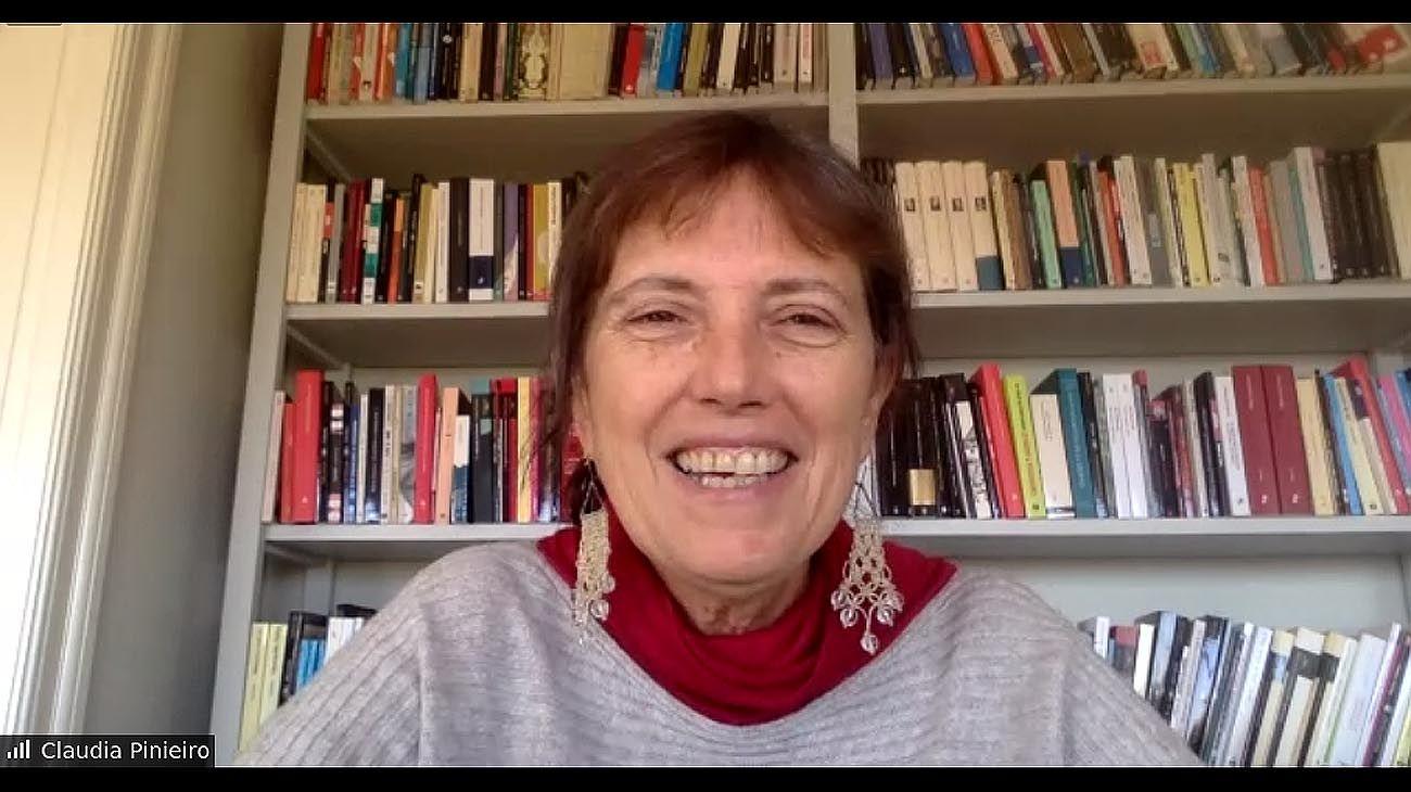 Entrevista a Claudia Piñeiro