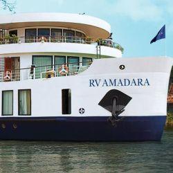 El crucero por siete noches en el río Mekong a bordo del AmaDara con excursiones en Vietnam y Camboya.