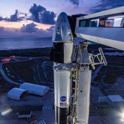 La primera misión tripulada de SpaceX también tiene una gran importancia para Estados Unidos.