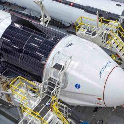 SpaceX es una empresa privada creada en 2002 por Elon Musk, cuyo objetivo final es llevar al hombre a Marte.