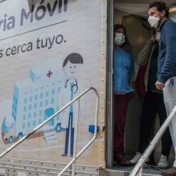 Covid19. y sus implicancias en la Ciudad de Buenos Aires. | Foto:Juan Ferrari