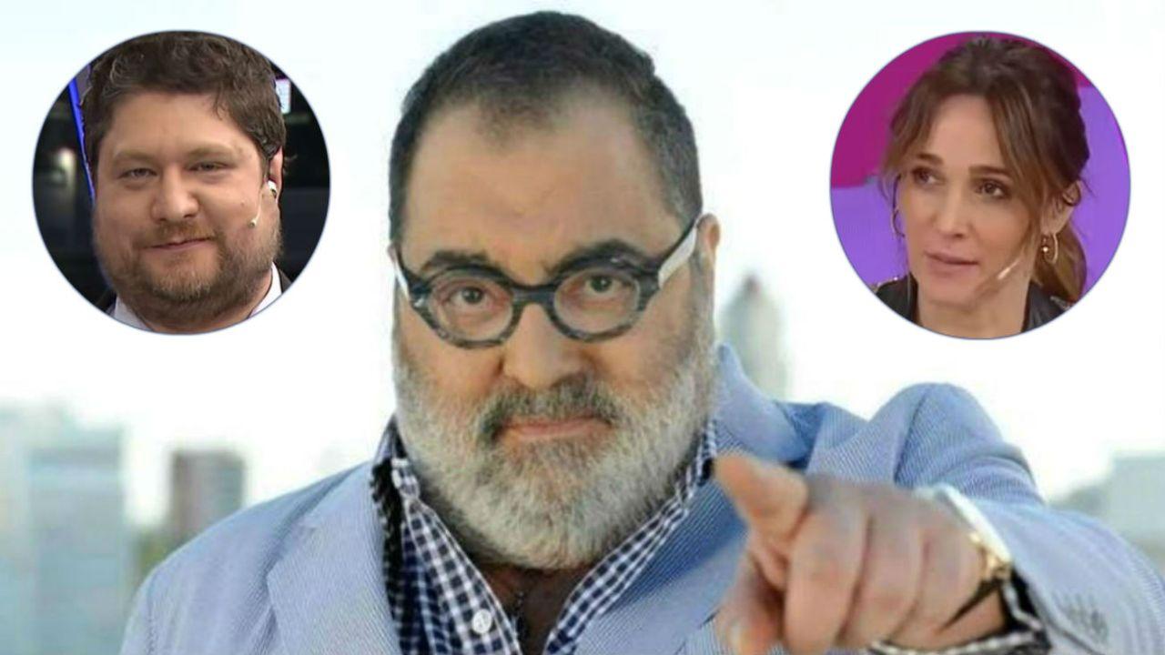 Jorge Lanata defendió a Nicolás Wiñazki y apuntó contra Verónica Lozano