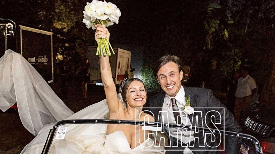 Casamiento Pampita y García Moritán