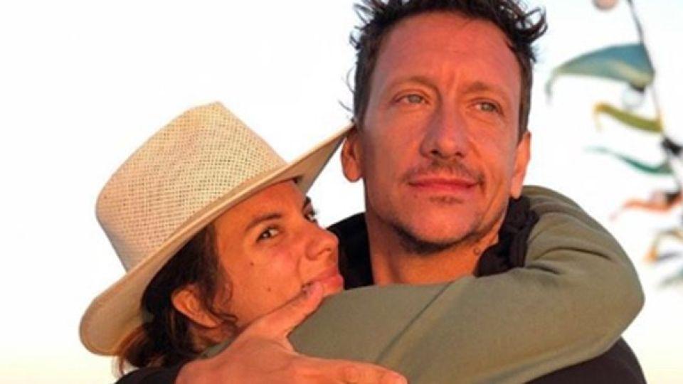 El romántico posteo de Nico Vázquez que hizo derretir de amor a Gimena Accardi