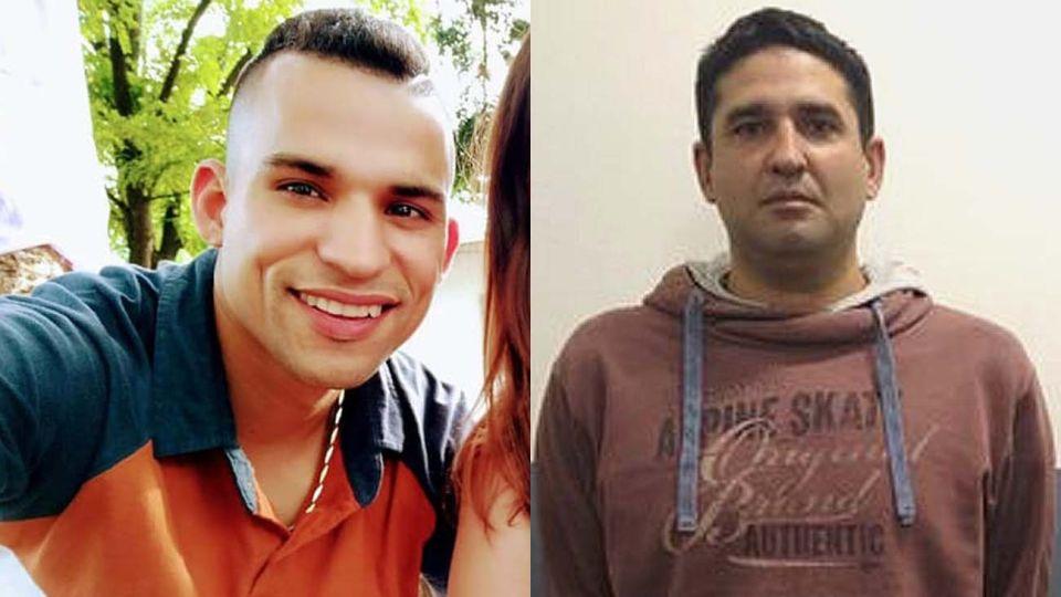 Emanuel Seco y Rubén Cid sindicados como los cabecillas de la banda