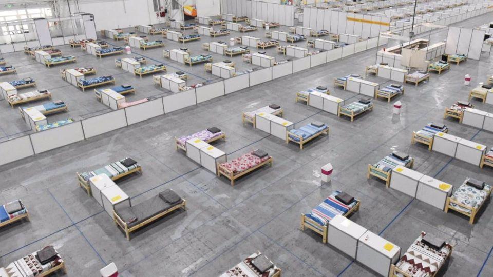 Nuevo centro de resguardo en Costa Salguero